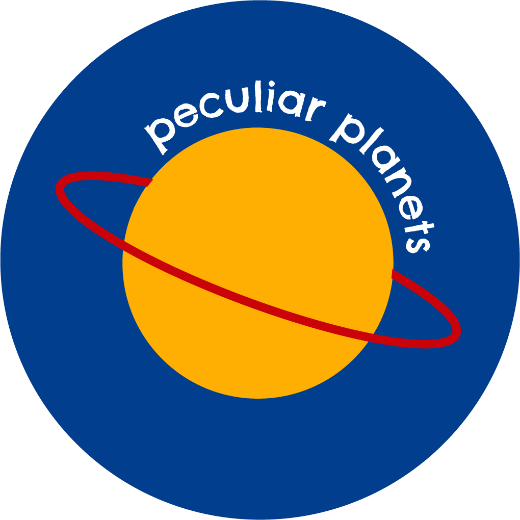 peculiar planets